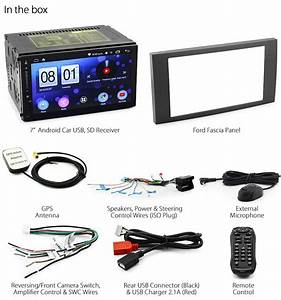 Android Mp3 Player Stereo Radio For Ford Focus Transit