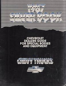 1987 Chevrolet S10 Pickup And Blazer Repair Shop Manual