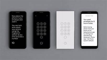 Envelope Smartphone Addiction Solution Box Digital Google