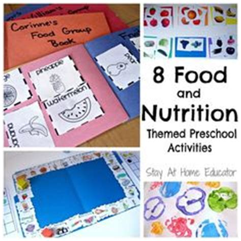 science health nutrition preschool images