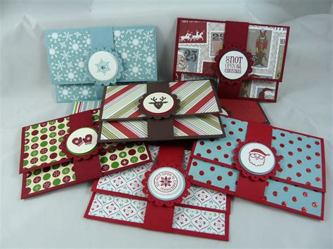 Stampin Up Gift Card Holder Ideas