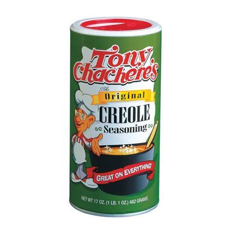 creole seasoning tony chachere s 17 oz creole seasoning academy