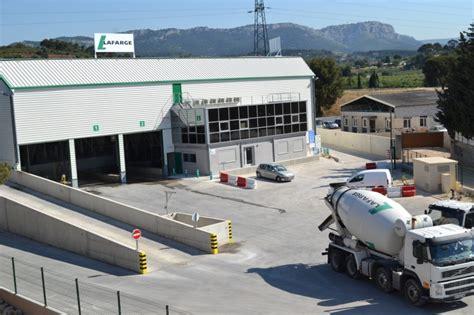 lafarge inaugure une nouvelle centrale 224 b 233 ton 224 la seyne