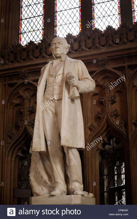 Statue of William Ewart Gladstone, Prime Minister, the ...