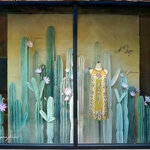 Desert Blooms: Our Fall 2016 Windows - Anthropologie Blog