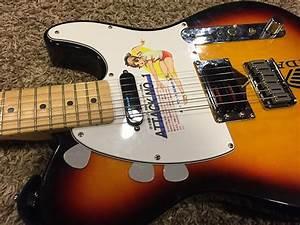 Fender Jonny Greenwood Telecaster Plus Clone