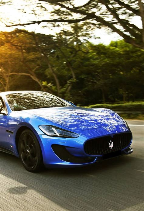 blue maserati exquisite blue maserati gran turismo love cars motorcycles