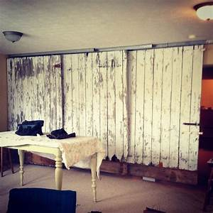 1000 images about room dividers on pinterest old french With barn door room separator