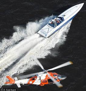 Drug Cartels Using New 39go Fast39 Boats That Are Almost