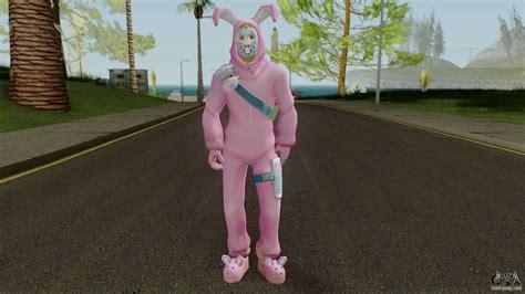 fortnite rabbit raider outfit  normalmap  gta san