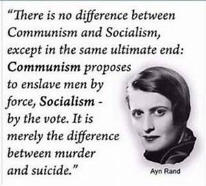 90 Miles From Tyranny : Ayn Rand On The Difference Between ...
