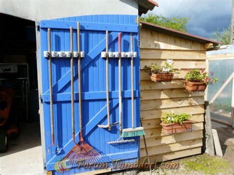rangement outils jardin rangement outil de jardin palette outils b setecnologia