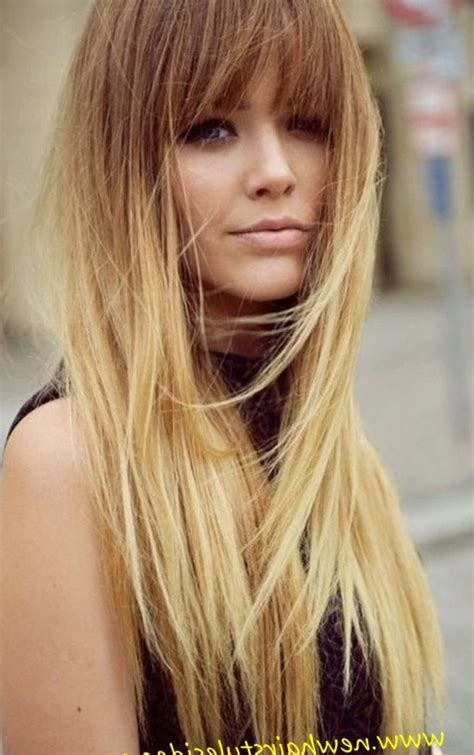 Hairstyles For With Fringe by Hairstyles With Fringe 2017 Http Trend