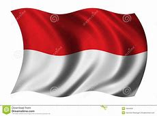 Flag Of Indonesia Royalty Free Stock Images Image 1844459