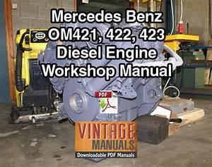 Mercedes Benz Service Manual Free Download
