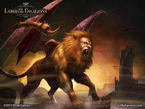 Image Gallery manticore mythology