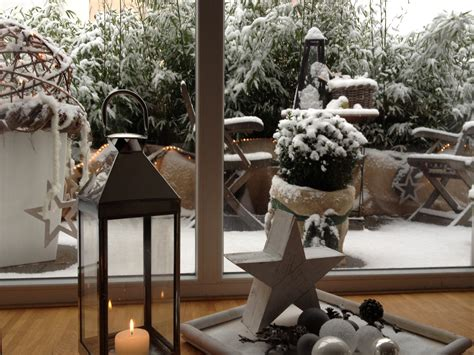 Balkon Weihnachtlich Dekorieren by Weihnachtsdeko Ideen Zuhause Reingeschaut