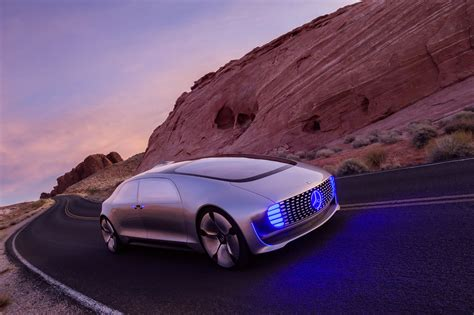 Mercedes Benz F 015 Luxury In Motion Automobile Revolution