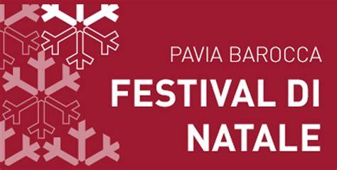 negozi musica pavia festival di natale di pavia barocca 2017 utfasol