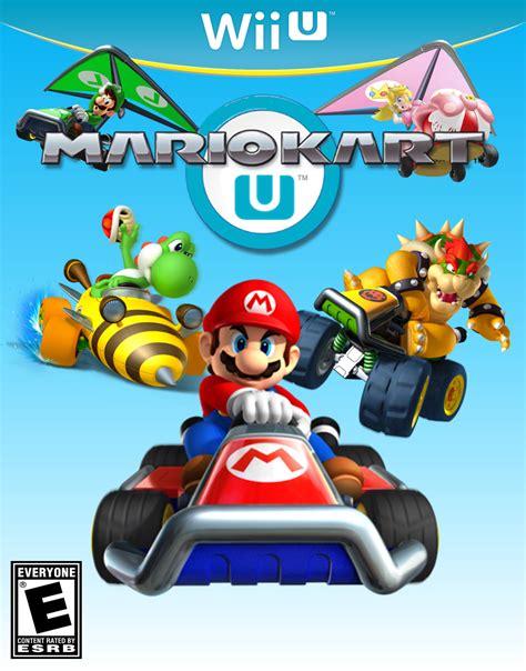 Mario Kart U Fantendo The Video Game Fanon Wiki