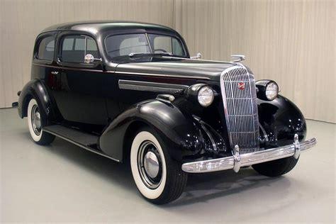 1936 Buick Special Victoria 2 Door Hardtop