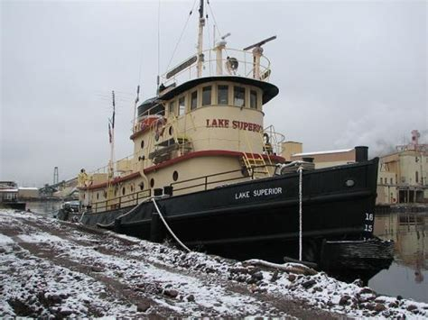 Tug Boat Liveaboard by The Quot Lake Superior Quot Liveaboard Tugboat Used Second Hand