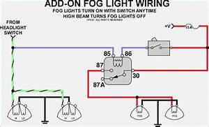 Rear Fog Lamp Wiring Diagram
