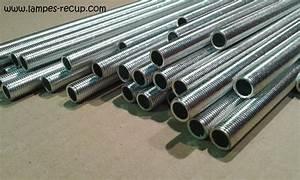 Tige Filetée M10 : tige filet e creuse m10 lustrerie 50 cm acier zingu ~ Edinachiropracticcenter.com Idées de Décoration