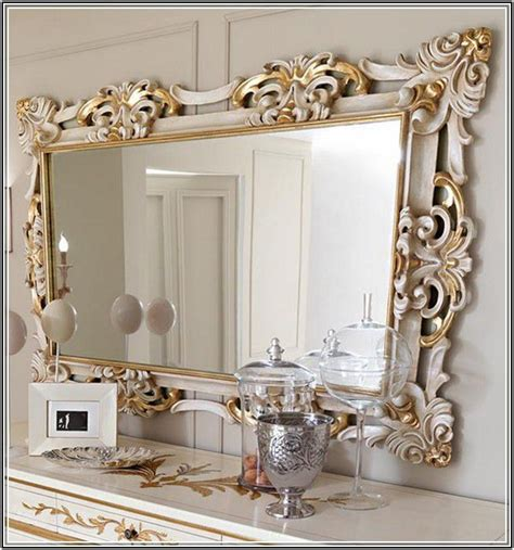Wall Mirror Large  Inovation & Decorations All Mirrors. Modern Canopy Bed. Beam Ceiling. Unique Dresser. Vintage Living Room Ideas
