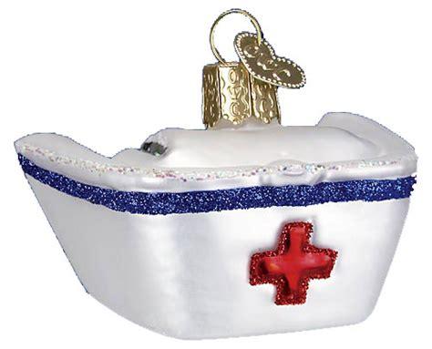 Old World Christmas Ornaments Miscellaneous Nurses Cap