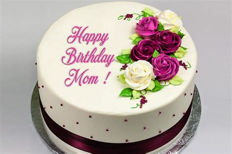 Best Collection Of Happy Birthday Cakes For Mother