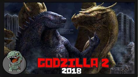 Godzilla 2 (2019) King Ghidorah Si Aparecerá