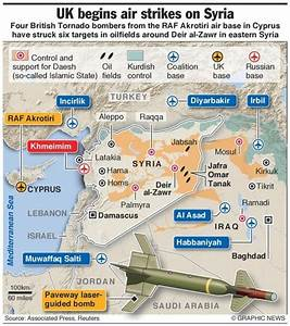 VIDEO: Britain bombs 'Islamic State' targets in Syria ...