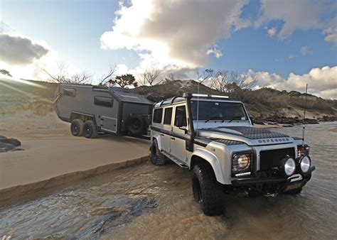 Bruderx Exp 6 Offroad Camper Adds A Sense Of Luxury To