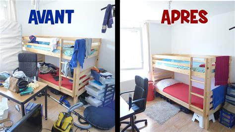 sa chambre comment ranger sa chambre