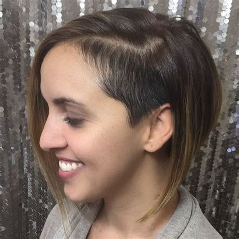 shaved hairstyles  women  turn heads