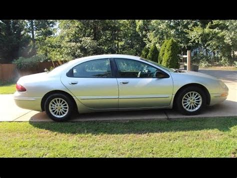 2002 Chrysler Concorde Problems by 2 7l V6 Chrysler Bad How To Save Money And Do It