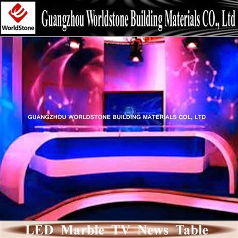 news desk for sale tv news desk table for sale view tv news desk worldstone