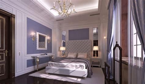 indesignclub stylish  luxury guest bedroom interior