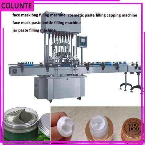 zhengzhou cosmetic cream jar filling machine face mask paste filling machine buy zhengzhou