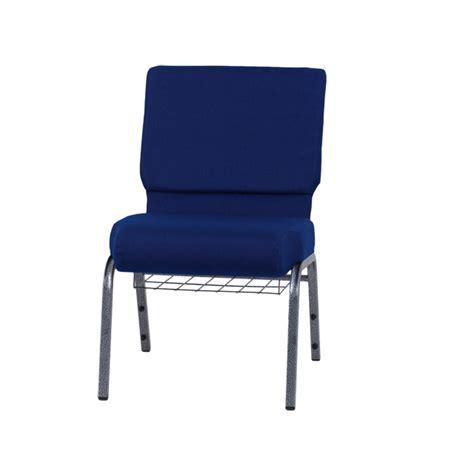 church chairs 4 less hercules series 21 w church chair in navy blue fabric