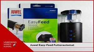 Juwel Easy Feed : juwel easy feed futterautomat aquarium unboxing video youtube ~ One.caynefoto.club Haus und Dekorationen