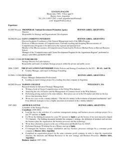 Harvard Resume Sle by Cv Form In Cv Resume Exles To