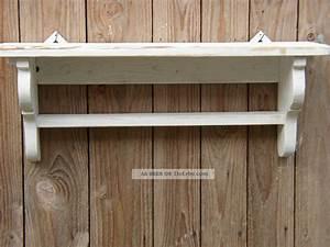 Küchen Wandregal Holz : shabby chic regal wandregal konsole recycling holz rustikal landhausst ~ Frokenaadalensverden.com Haus und Dekorationen
