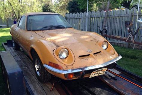 Craigslist Opel Gt by 1972 Opel Gt And Economical