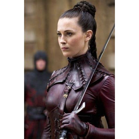 Polyvore Female Warrior
