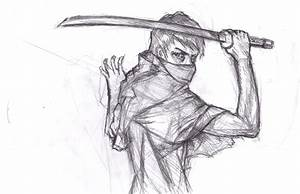 Ninja by Vimes-DA on DeviantArt