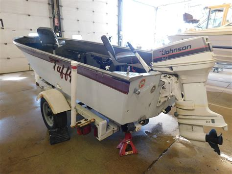 Walleye Boat Hull For Sale by Tuffy Walleye Rage 1989 For Sale For 764 Boats From