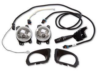chrysler pt cruiser light kit fog  factory