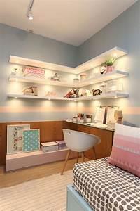 6, Design, Ideas, For, Adding, Corner, Shelves, To, Your, Home